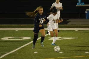 Girls Soccer Action Shots