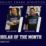 September Scholar of the Month