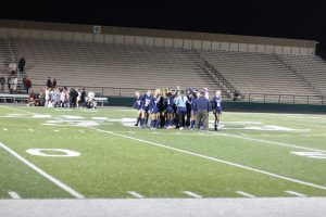 Girls Soccer vs Parma – Play Off Action