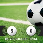 Boys Soccer Advance to Second Round
