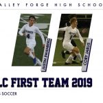 Boys Soccer 2019 All League Performers