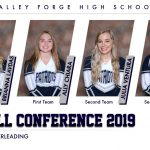 All League Cheerleaders