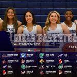 GIRLS JV/V BASKETBALL SCHEDULE 2019-2020