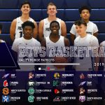 Boys Basketball 2019-2020 Schedule