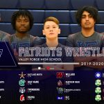 Wrestling Schedule 2019-2020