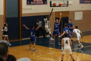 Boys Basketball Pics v Midview