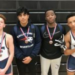 Wrestlers Place High at Eastlake North.