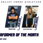 JANUARY PERFORMER OF THE MONTH