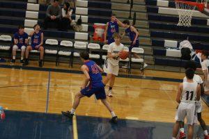 JV Basketball Action Pics