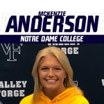 McKenzie Anderson Signs With Notre Dame College