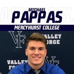 Michael Pappas Signs With Mercyhurst College