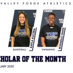 February – Scholar of the Month