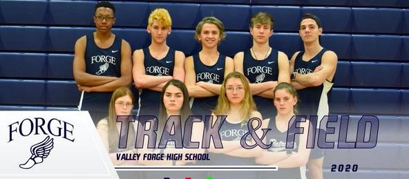 Track & Field 2020 Team Profile