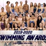 2019-2020 Swimming Season Awards