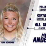 MCKENZIE ANDERSON – ATHLETE OF THE YEAR NOMINEE