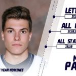 MICHAEL PAPPAS – ATHLETE OF THE YEAR NOMINEE