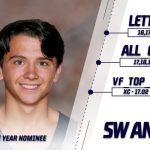 JUSTIN SWANBERG – ATHLETE OF THE YEAR NOMINEE