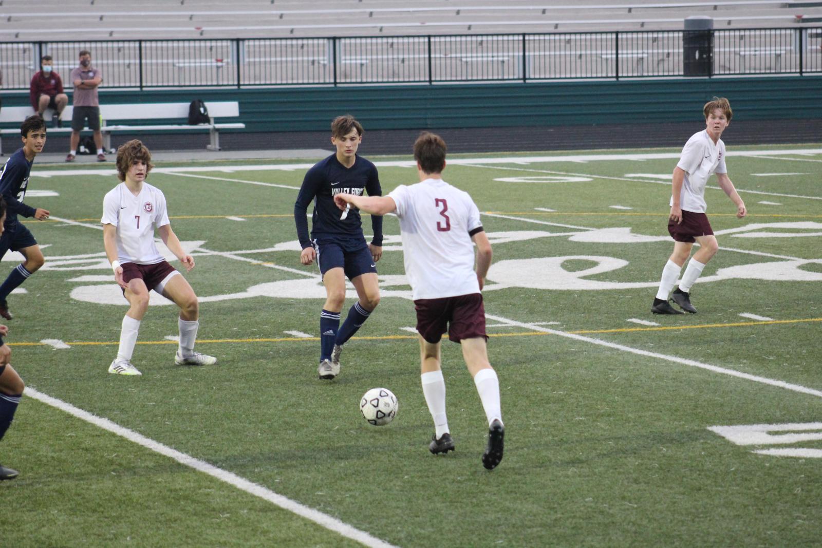 Boys Soccer Pics v Rocky River
