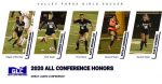 Girls Soccer All League Performers 2020