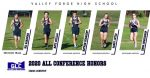 Cross Country All Conference Performers 2020