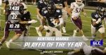 Kentrell Marks Named GLC Player of the Year
