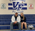 Summer Patsko – busy on and off the court