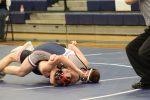 Senior Wrestler Strikes Twice
