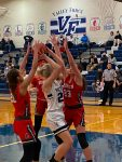 Lady Patriots shake off the rust – outlast Parma 39-34