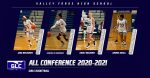 Girls Basketball All League Performers 2021