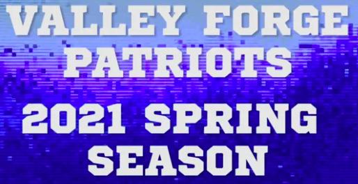 Patriots Hype Video – Spring 2021