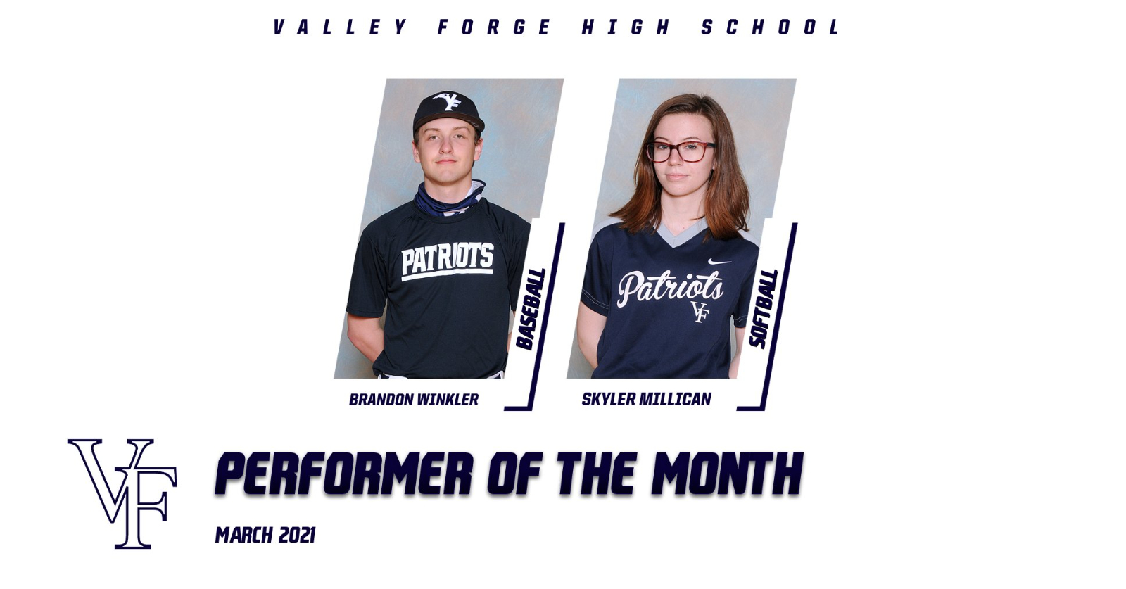 VF Performer of the Month – March 2021