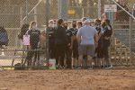 Softball Action Pics v Rocky River