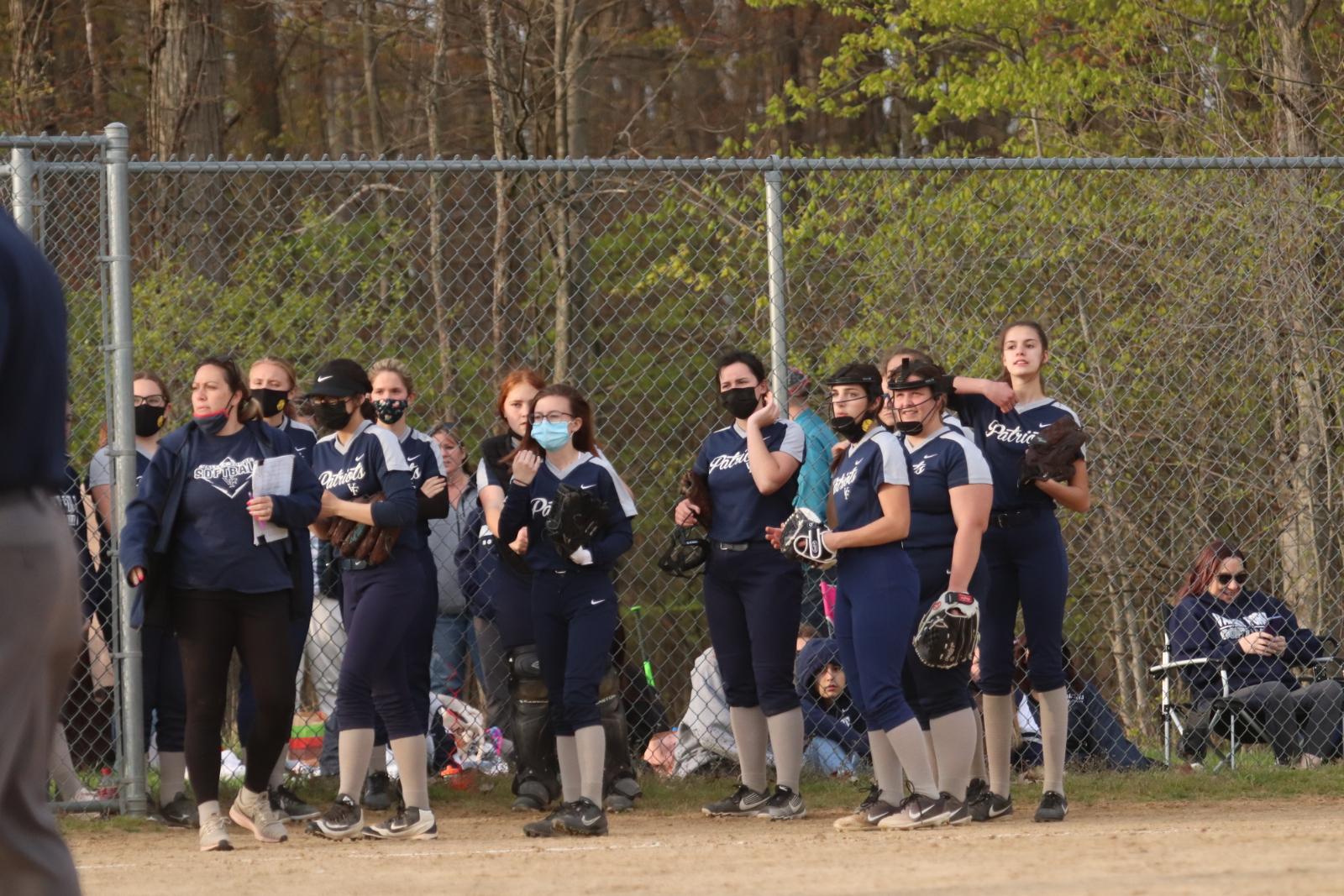 Softball Action Pics