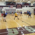 Boys Volleyball Stay Undefeated In section Play