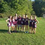 Girls Cross Country Section Champs