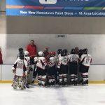 Ambridge/Avonworth JV Hockey team beat Kiski Area 6-4