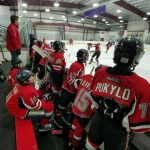Middle School Hockey team outskates Shaler in 3-2 WIN….!!!
