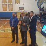 Coach Jula Inducted Into Hall of Fame