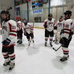 Ambridge Hockey comes back on Knoch in last three minutes…