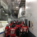 Ambridge/Avonworth Hockey team advances in the playoffs with win over North Hills..!!