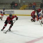Hockey Team Keeps the Momentum going with 6-2 win over Armstrong