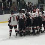 Coed Junior Varsity Hockey beats North Hills 4 – 2
