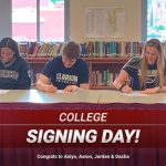 Four Bridgers Sign Letters Of Intent To Continue Basketball Career