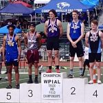 Navon Locust Finishes 10th In State In Long Jump