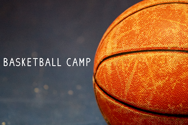 Girls and Boys Basketball Camp Grades K-7 Info