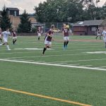 Boys Varsity Soccer shuts out Central Valley 2 – 0
