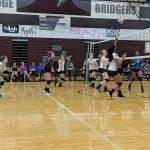 Girls Junior Varsity Volleyball falls to Lincoln Park 2 – 0