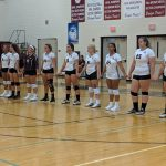 Aced It: Girls Varsity Volleyball beats Lincoln Park 3 – 1