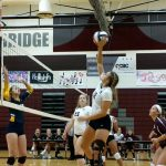 Girls Varsity Volleyball falls to Mars 3 – 1