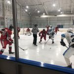 Ambridge/Avonworth Varsity Hockey Team takes down Burrell 7-4 on opening night..!!!